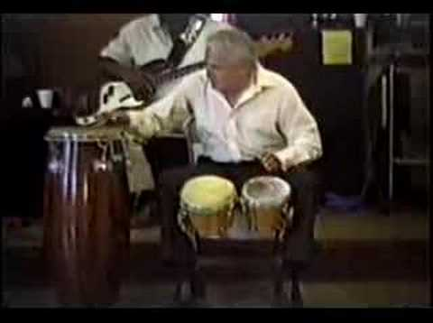 Jack Costanzo Mr Bongo at a Private Birtay Party