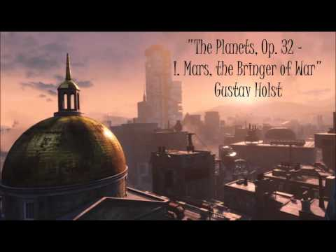 Fallout 4: Classical Radio - The Planets, Op. 32 - I. Mars, the Bringer of War - Gustav Holst