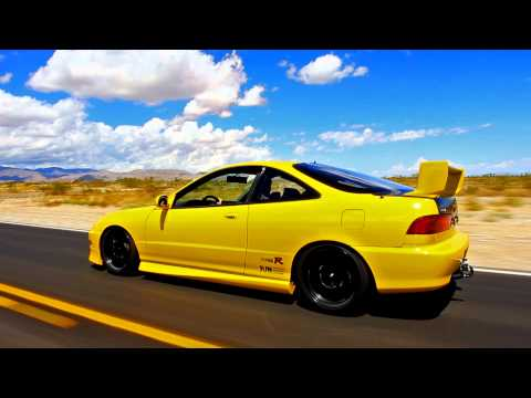 Mugen Integra Type R - The Form Is In The Function - The4Elementz.com