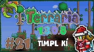 Terraria 1.3.0.8 CZ/SK [21] Plantera, dungeon chestky, Timpl kí is back!