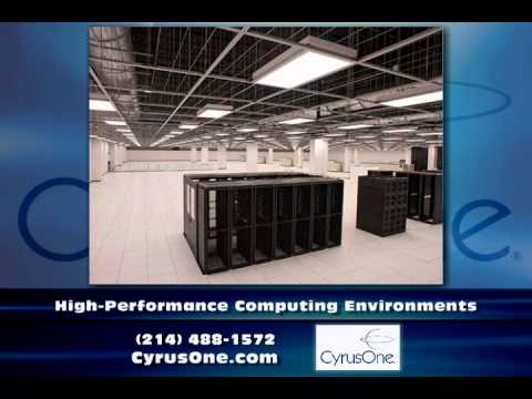 Dallas Texas Data Center Services - CyrusOne