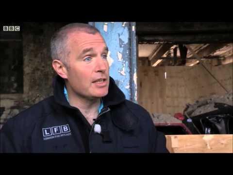 One Show - London Fire Brigade Drill