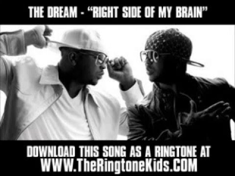 The Dream - Right Side Of My Brain [ New Video + Lyrics + Download ]