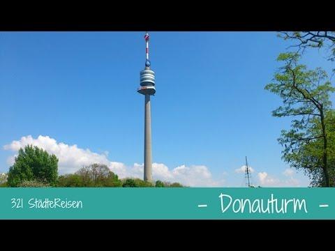 StädteReisen Wien Donauturm