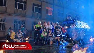 퍼플키스(PURPLE KISS) 'Zombie' MV Performance