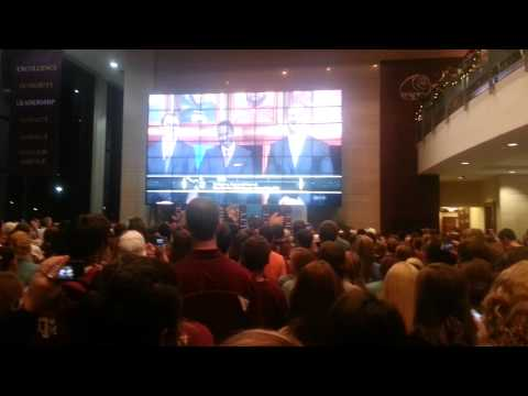 Texas A&M watch party for Manziel's Heisman