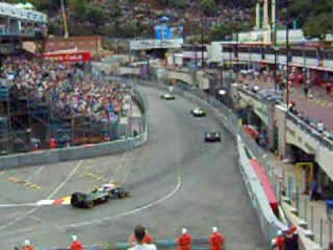 F1 Monaco 2010 Lap #1
