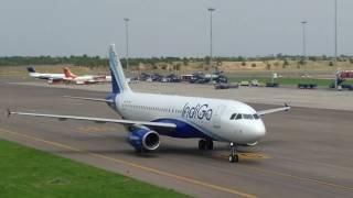 SHAMSHABAD AIRPORT    Hyderabad    Indigo flight
