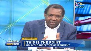 BBI: Raila has taken Reggae to the people, people are dancing to it - Manyora