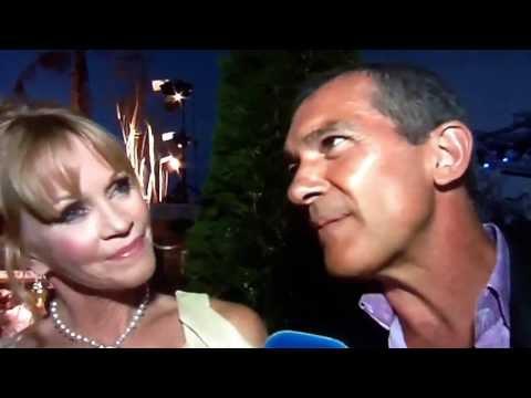 Antonio Banderas y Melanie Griffith, anfitriones de Starlite celebrada en Marbella
