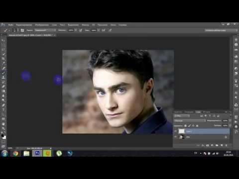 Как сделать щетину в фотошопе cs6