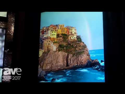 ISE 2017: DynaScan Exhibits DO751LT5 High Brightness Weather Resistant LCD