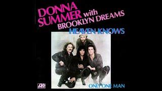 download lagu Donna Summer Ft Brooklyn Dreams  ~ Heaven Knows gratis