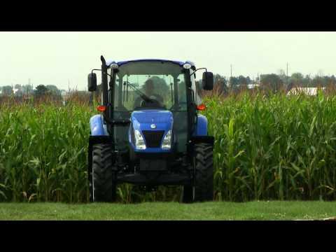 New Holland PowerStar T4. 75 Tractor