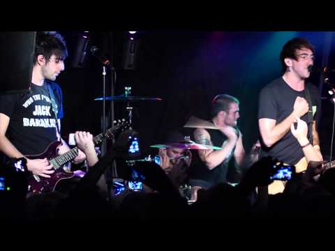 All Time Low - Somewhere In Neverland (Live)