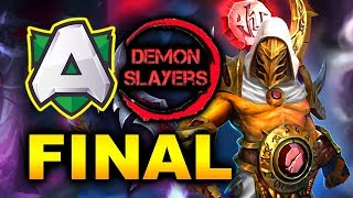 ALLIANCE vs DEMON SLAYERS - GRAND FINAL - DreamLeague 12 DOTA 2