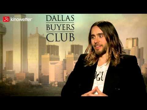 Interview Jared Leto DALLAS BUYERS CLUB