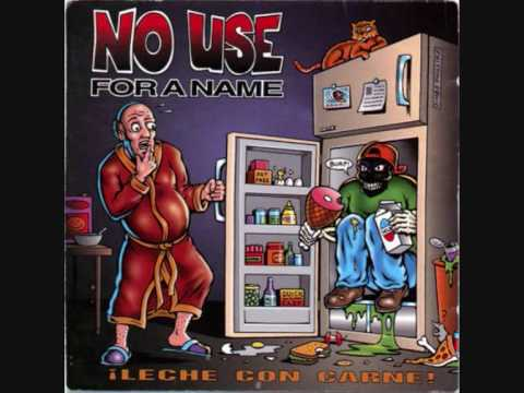 No Use For A Name - Straight From The