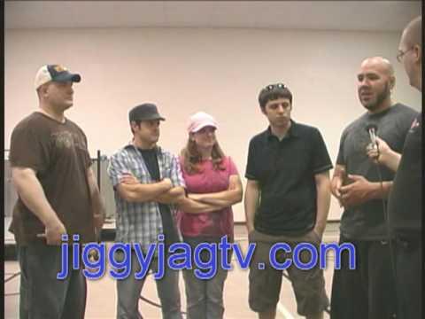 Project zero w/ Jiggy Jaguar Newton Kansas Battle of The Bands