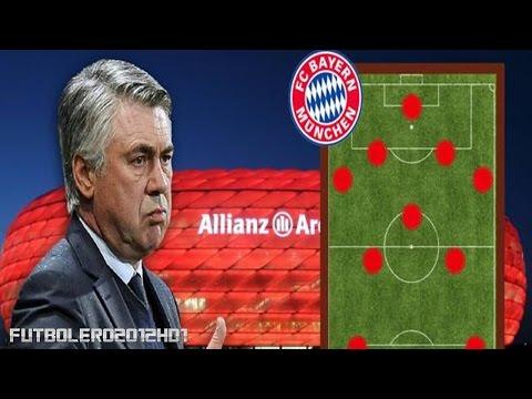 El 11 de Ancelotti para superar al Bayern de Pep Guardiola ◉ REVIEW ◉ 2016