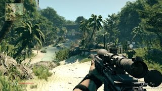 MOST BEAUTIFUL GAME ABOUT SNIPER ON PC ! Sniper Ghost Warrior