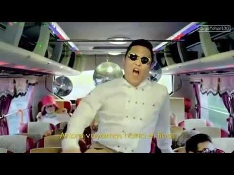 Gangam Style Teledysk (tekst Piosenki W Opisie) video