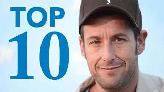Top 10 Adam Sandler movies