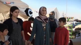 داعش يطلق سراح 196 إيزيديا