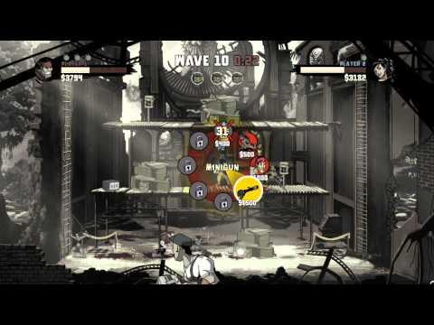 Shank 2 -- Survival mode multiplayer