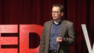 A better way to get to space: Dr. Michael Kelzenberg at TEDxWSU 2014