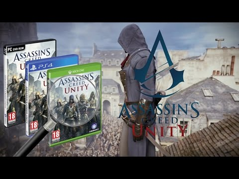 Взгляд на Assassin's Creed: Unity