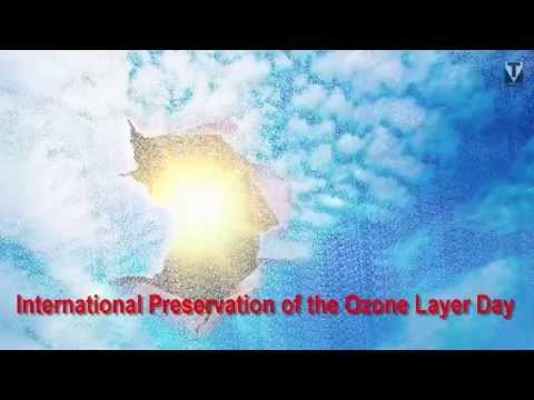 Today is day of... International Day of Preservation of the Ozone Layer, Today is September 16th.