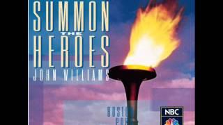 John Williams Summon The Heroes For Tim Morrison