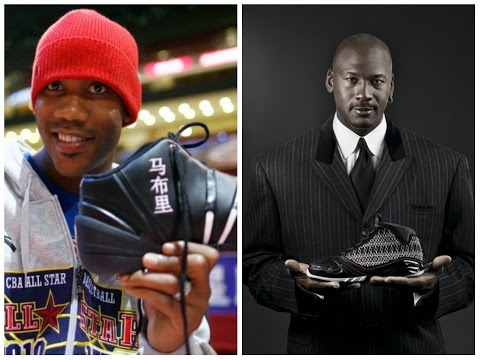 "STEPHON MARBURY TRIES TO EXPOSE MICHAEL JORDAN FOR ""SELLING $5 SHOES, FOR $200"""