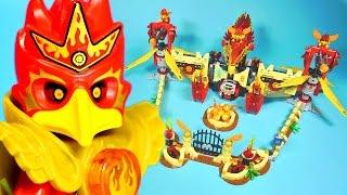 LEGO Chima 70146 Flying Phoenix Fire Temple