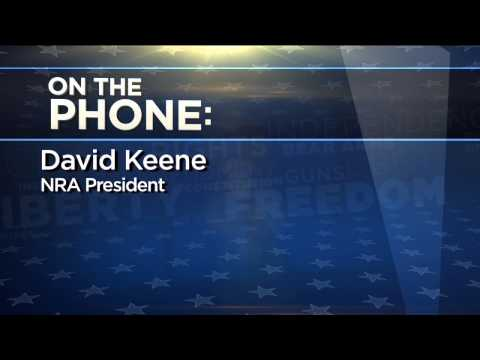 NRA President David Keene on Vice President Biden's Firearms Task Force