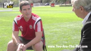 You Are The Ref - Nigel Clough