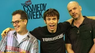YouTube Comedy Week - Friday Rundown (#5 of 6)