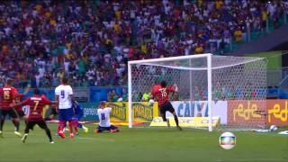 Bahia 3 x 2 Sport / Copa do Nordeste 2015 - Arena Fonte Nova