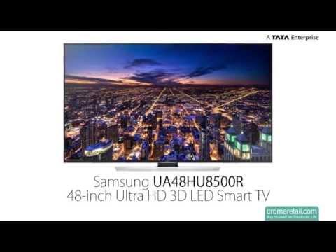Samsung UA48HU8500R 48-inch Ultra HD 3D LED Smart TV
