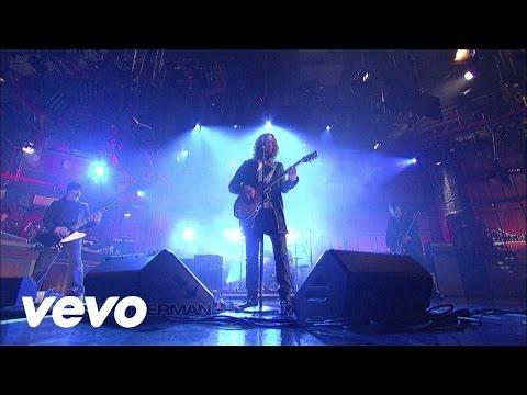 Soundgarden - Worse Dreams (Live @ Letterman, 2012)