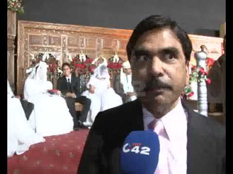 Joseph Colony Citizens Combine Marriage Ceremony Pkg By Riffat Abbas City42