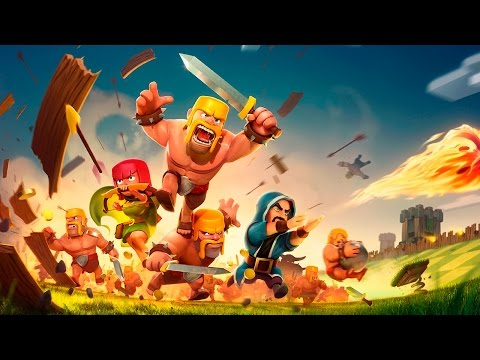 10 ФАКТОВ О CLASH OF CLANS