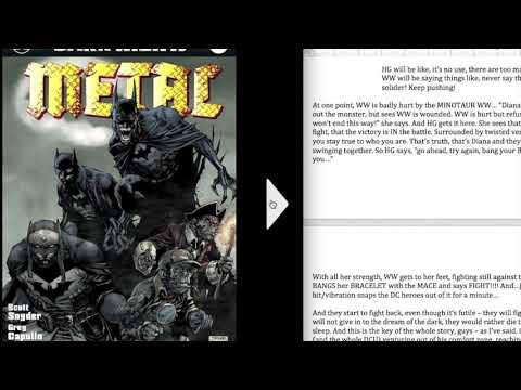 "COMIC CRAFT: SCRIPTS - ""Marvel Style"" Vs Full Script!"
