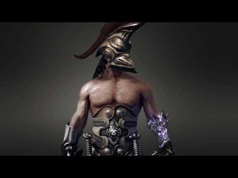 Patrick Kilcher - Character Modeling Demo Reel 2014