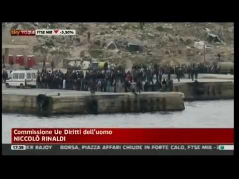Niccolò Rinaldi a SkyTg24 sulla strage dei migranti