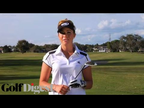 Paula Creamer's Hybrid Basic Tips to Improve Long Shots-Chipping & Pitching Tips-Golf Digest