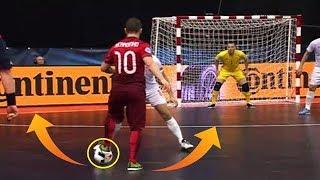 Les gestes techniques fous du Futsal ! (adversaires au bout de leur vie)