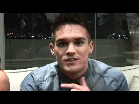 Gaz From Geordie Shore On How To Pull A Girl In Five Minutes