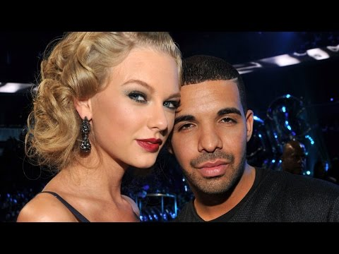 Taylor Swift & Drake Get FLIRTY During His Birthday & Spark Dating Rumors?